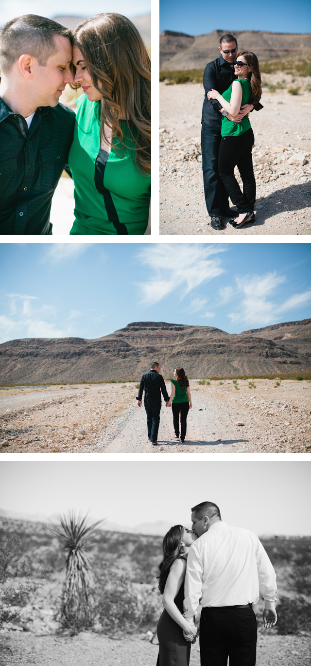 Las Vegas Desert Engagement Blue Skies Adrian and Andrew Meg Ruth Photo_002