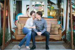 Downtown Las Vegas Engagement Photos | Amelia C and Co | Meg Ruth Photo | Scheme Events | Vintage Vegas Engagements Las Vegas Lights | Container Park | Neon Lights Las Vegas |DTLV