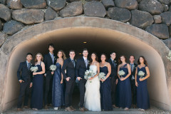 Navy Wedding by Meg Ruth Photo